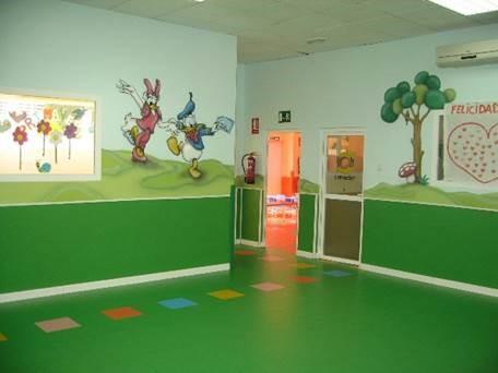 Parques infantiles columpios resbaladillas sube y baja - Suelos vinilicos infantiles ...